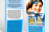 ULOTKA / Czyszczenie zębów